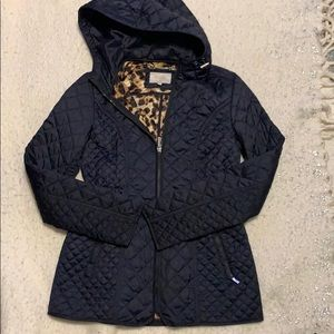 Laundry by Shelli Secal hooded jacket xs